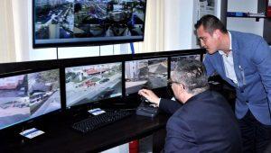 Centru monitorizare video